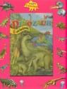 Dinozaury. Książka z puzzlami