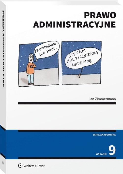 Prawo administracyjne (KAM-0687) Zimmermann Jan