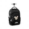 Plecak na kółkach Minnie Black (DIBL-1231)