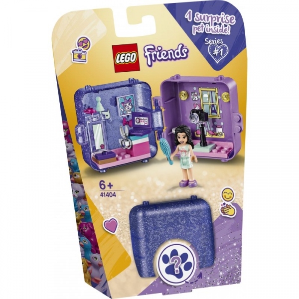 LEGO Friends: Kostka do zabawy Emmy (41404)