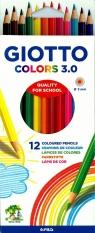 Kredki Giotto Colors 3.0 12szt.