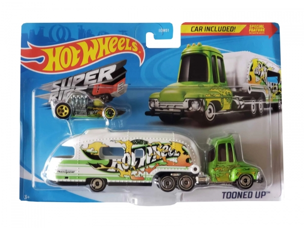 Hot Wheels: Ciężarówka Tooned Up (BDW51/GKC26)