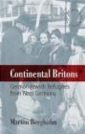 Continental Britons Marion Berghahn,  Berghahn