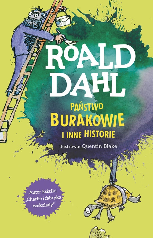 Państwo Burakowie i inne historie Roald Dahl