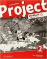 Project 2 Fourth Edition SP Ćwiczenia + Audio CD and Online Practice. Język angielski (2014)