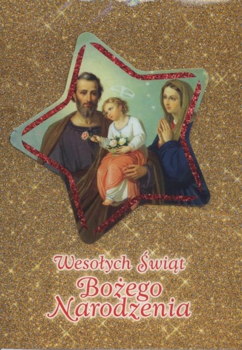 Karnet Boże Narodzenie 3D B6 3D-BNB 172308