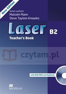 Laser 3ed B2 Teacher's Book Pack Malcolm Mann, Steve Taylore-Knowles