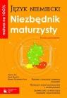 Matura na 100% Język niemiecki Niezbędnik maturzysty z płytą CD Poziom Kin Danuta, Krasicki Adam, Ostrowska-Polak Monika