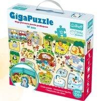 Giga puzzle ZOO (90590)