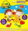 Crayola Mini Kids Kolorowanka z naklejkami