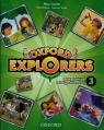 Oxford Explorers 3 Podręcznik + DVD