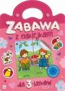 Zabawa z naklejkami dla 3-latków, Zeszyt 2 opracowanie zbiorowe