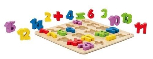 Liczby Puzzle  (E1504)