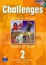 Challenges 2 Students' Book with CD Gimnazjum Harris Michael, Mower David, Sikorzyńska Anna