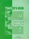 Enterprise 1 Teacher's book  Evans Virginia, Dooley Jenny