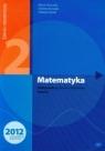 Matematyka. Klasa 2. Podręcznik dla liceów i techników. Zakres rozszerzony