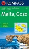 Malta Gozo mapa 1:25 000