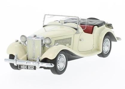 MG TD MKII RHD 1950 (white) (43802)