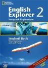 English Explorer 2 podręcznik z płytą CD Gimnazjum Stephenson Helen, Tkacz Arek