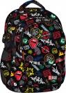 Plecak szkolny Stright Badges BP-01