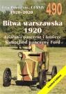 Tank Power Vol.CCXXIV 490 Bitwa Warszawska 1920. Działania pancerne i lotnicze. Ledwoch Janusz