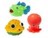 Zwierzątka morskie do kąpieli 3 szt. (503)