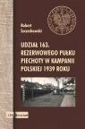 Udział 163. rezerwowego pułku piechoty w kampanii polskiej 1939 roku