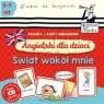 Kapitan Nauka. Angielski dla dzieci - Świat wokół mnie + karty obrazkowe