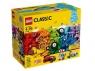Lego Classic: Klocki na kółkach (10715)Wiek: 4+