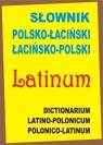 Słownik polsko-łaciński łacińsko-polski