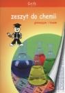 Zeszyt A5 do chemii w kratkę 60 kartek