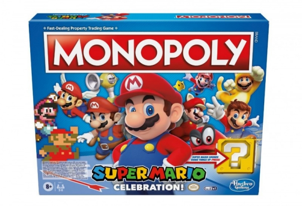 Gra Monopoly Super Mario Celebration (E9517)