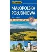 Małopolska Południowa 1:100 000 - mapa turystyczna (1555-2020)