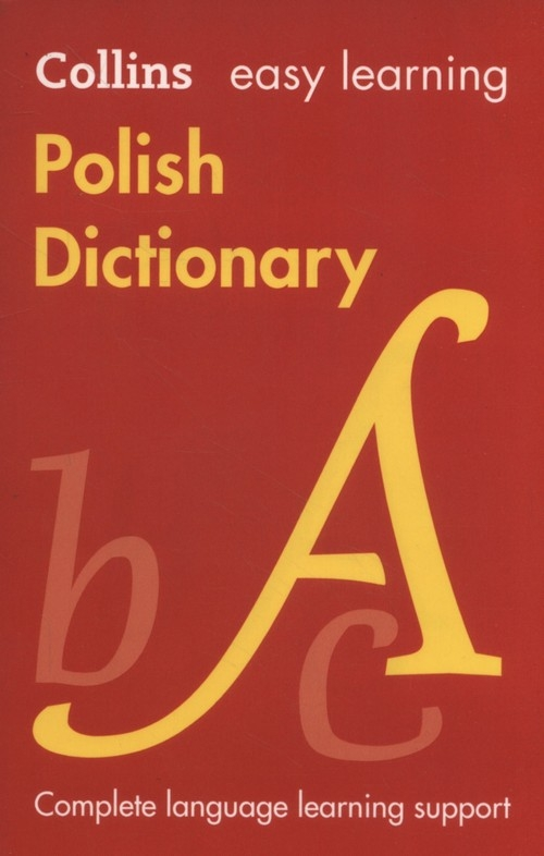 Collins Easy Learning Polish Dictionary Collins Dictionaries