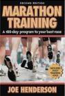 Marathon Training Joe Henderson, J Henderson