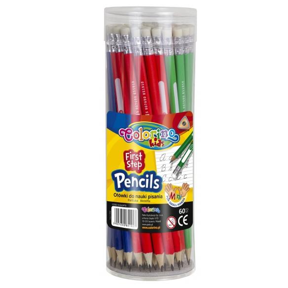 Ołówek do nauki pisania, trójkątny (51910PTR)