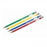Ołówek do nauki pisania, trójkątny (51910PTR) mix kolorów