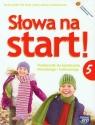 Słowa na start! 5. Podręcznik do kształcenia literackiego i kulturowego z płytą CD + dodatek wakacyjny