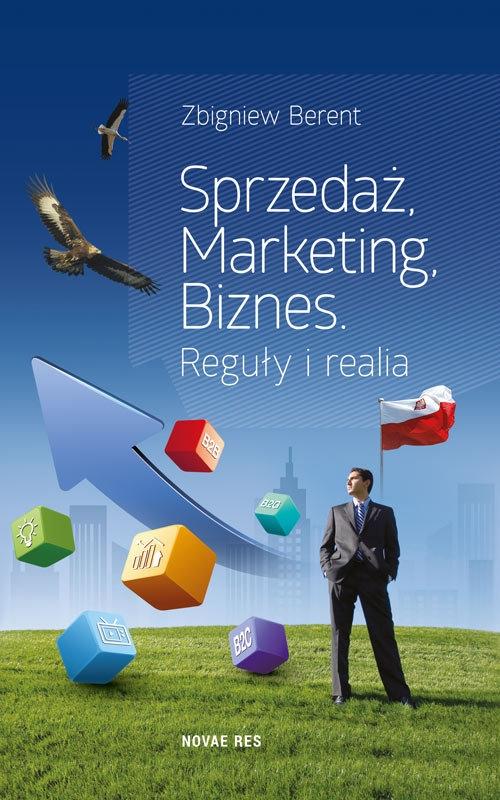 Sprzedaż marketing biznes Berent Zbigniew