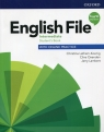 English File Intermediate Student's Book with Online Practice (Uszkodzona