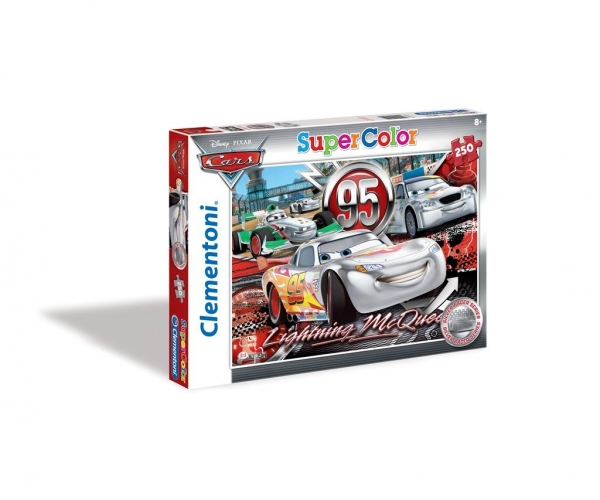 Puzzle Cars Silver 250 	 (29691)