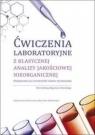 Ćwiczenia laboratoryjne z klasycznej analizy...