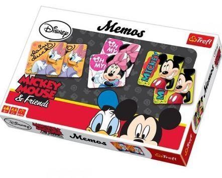 Memos Myszka Miki i przyjaciele  (00991)