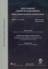 Zeszyty naukowe Uniwersytetu Jagiellońskiego Prace z prawa własności intelektualnej zeszyt 111