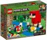 Lego Minecraft: Hodowla owiec (21153) Wiek: 7+