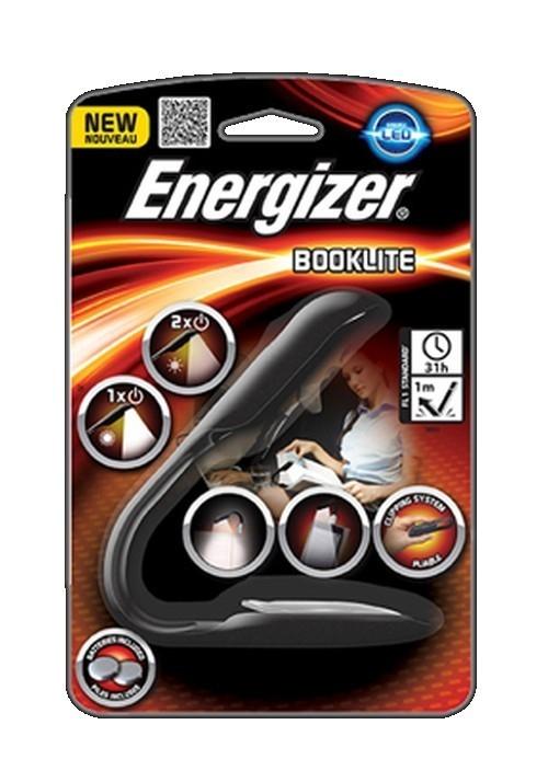 Lampka LED Energizer Booklite
