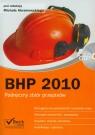 BHP 2010 + CD Podręczny zbiór przepisów Abramowski Michał