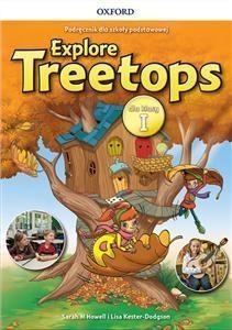 Explore Treetops dla klasy 1. Podręcznik z nagraniami audio Sarah Howell, Lisa Kester-Dodgson