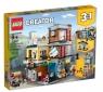 Lego Creator: Sklep zoologiczny i kawiarenka (31097) Wiek: 9+