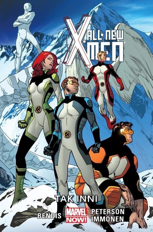 All-New X-Men Tom 4 Bendis Brian Michael